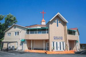 京阪中教会カリスチャペル